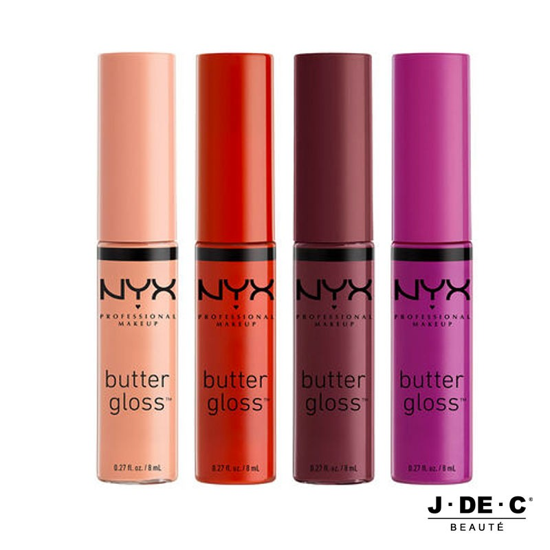 Butter Gloss - Gloss Repulpant • NYX Professional Make-Up