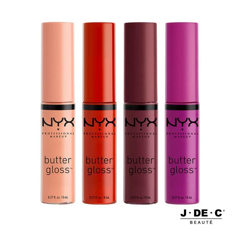 Butter Gloss - Gloss Repulpant • NYX Professional Make-Up