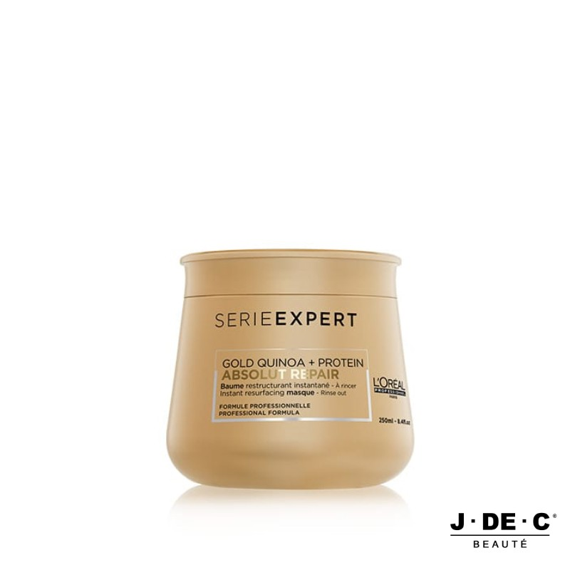 Baume restructurant ABSOLUT REPAIR GOLD • L'ORÉAL Professionnel