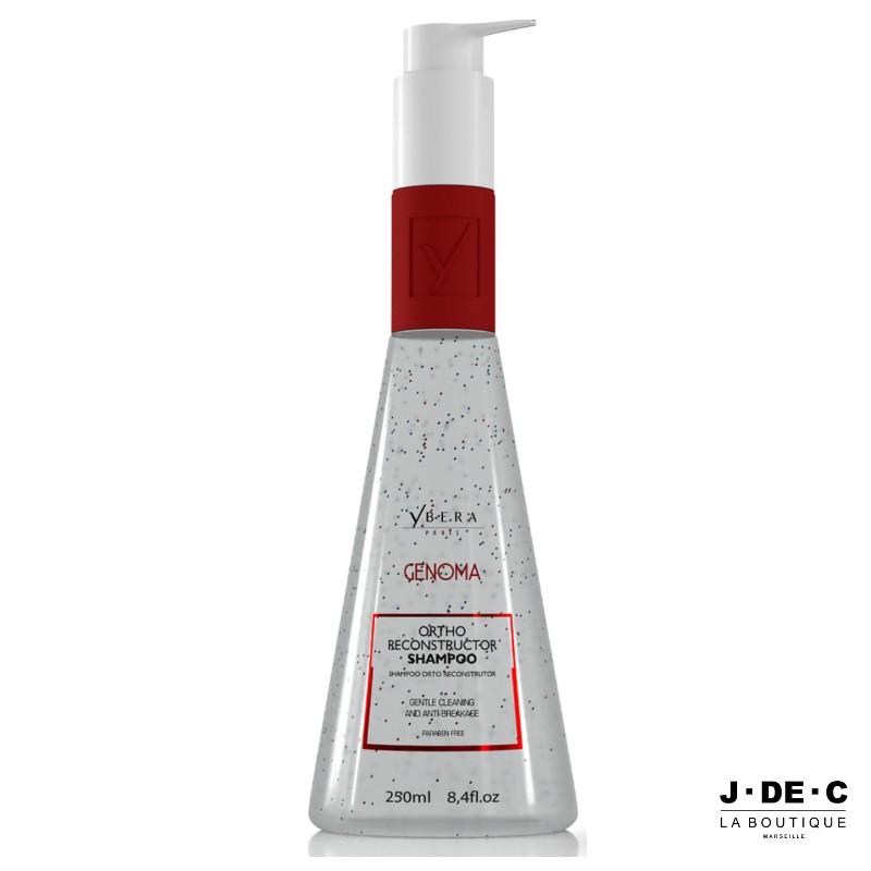 Shampooing Orto Reconstructeur GENOMA - YBERA PARIS