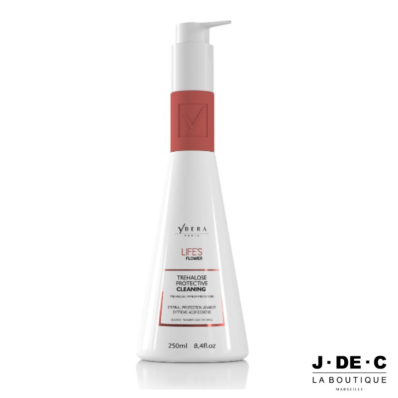 Shampooing Trehalose Protective Cleaning - Life's Flower • YBERA Paris